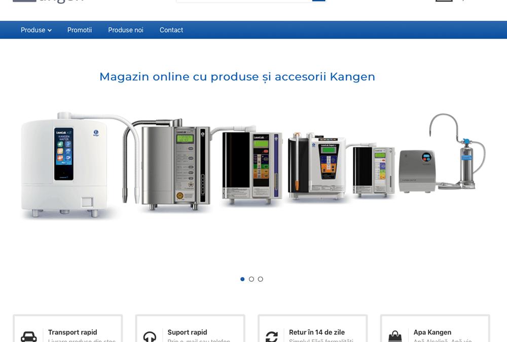 Kangenstore.ro devine Nibaro.ro, magazin online cu accesorii Kangen
